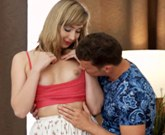 These teen lovers have this special sexual chemistry