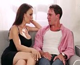 Mckenzie Lee – Busty British Cougar Sucks off Stepson